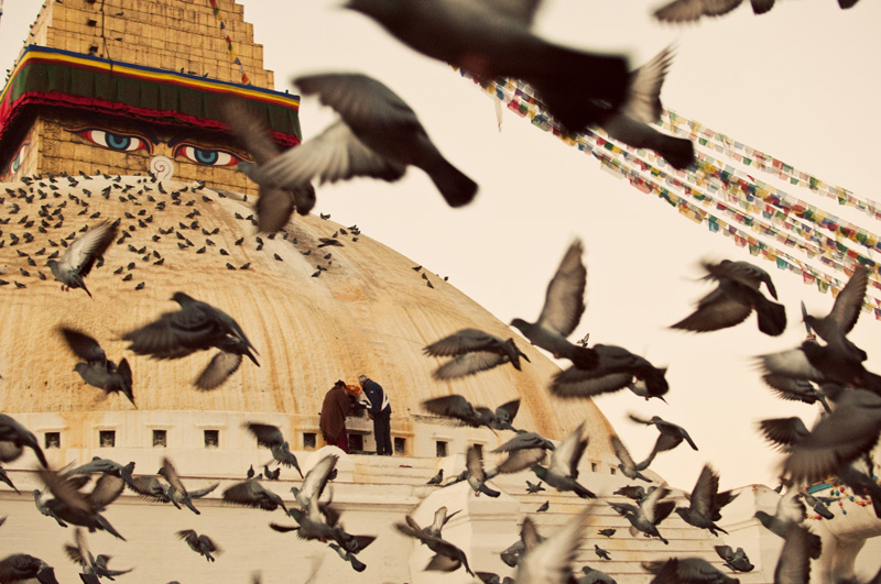 Atlanta Photographer | LeahAndMark.com | Kathmandu, Nepal