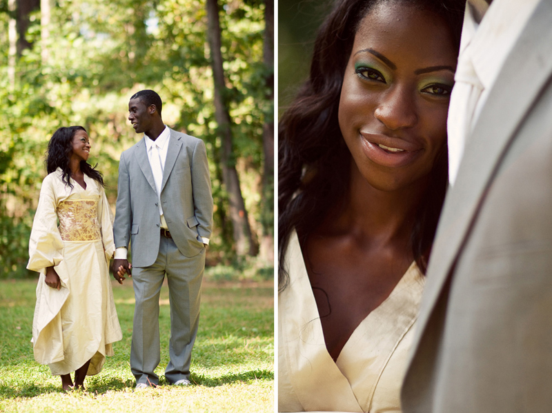 LeahAndMark.com | Offbeat Bride | Atlanta Wedding Photographers