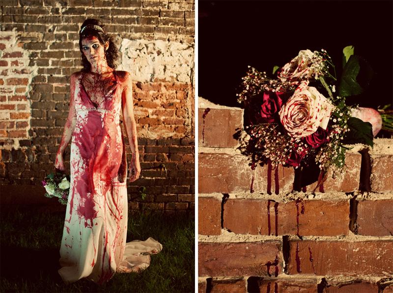 blood wedding themes