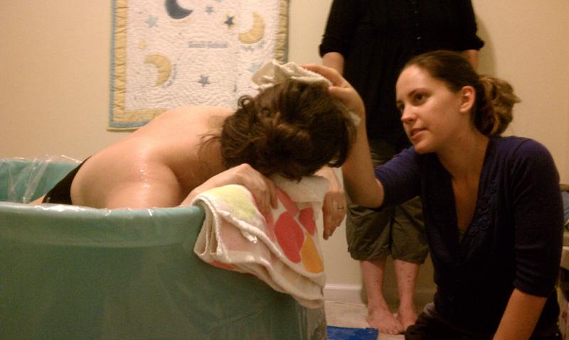 Natural Home Birth | Water Birth | Midwife | Doula | Atlanta | Georgia | LeahAndMark.com
