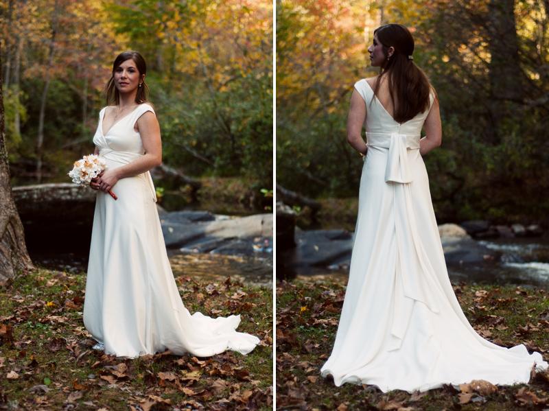 Atlanta Wedding Photographer | North Georgia | Ellijay | Forest | Mountain | LeahAndMark.com