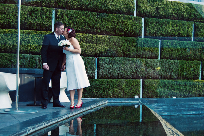Atlanta Wedding Photographer | LeahAndMark.com | Vintage | Rustic | Modern | W Hotel Midtown | Palate Wine Bar | Decatur | Oakhurst