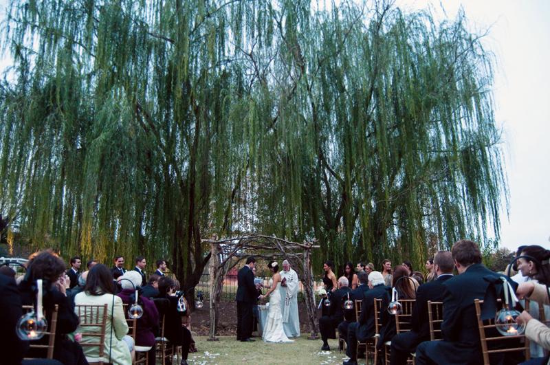 Atlanta Wedding Photographer | LeahAndMark.com | Vintage | Rustic | Modern | W Hotel Midtown | Park Tavern