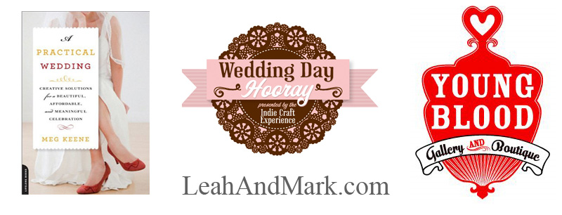 A Practical Wedding | Book Tour | Atlanta | LeahAndMark.com | You. Are. Awesome.