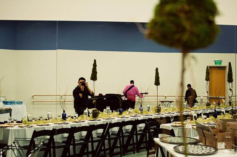 BlackTie Barbecue | Secret Supper | Atlanta Ballet | LeahAndMark.com