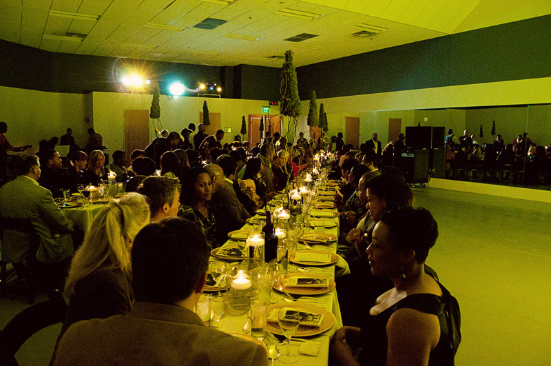 BlackTie Barbecue | Secret Supper | Atlanta Ballet | LeahAndMark.com