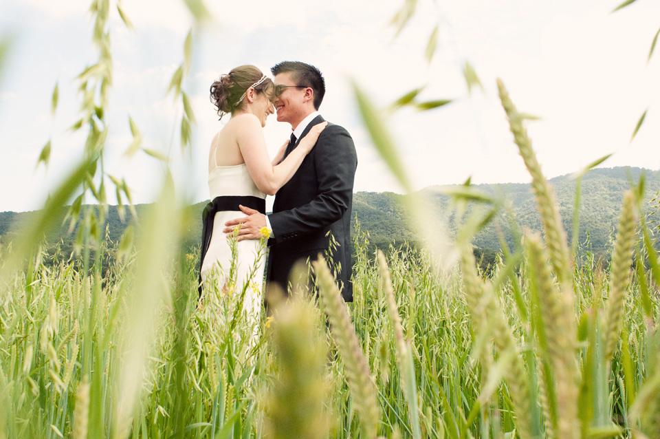 Atlanta Wedding Photographer | LeahAndMark.com | Vintage | Modern | Ojai, California
