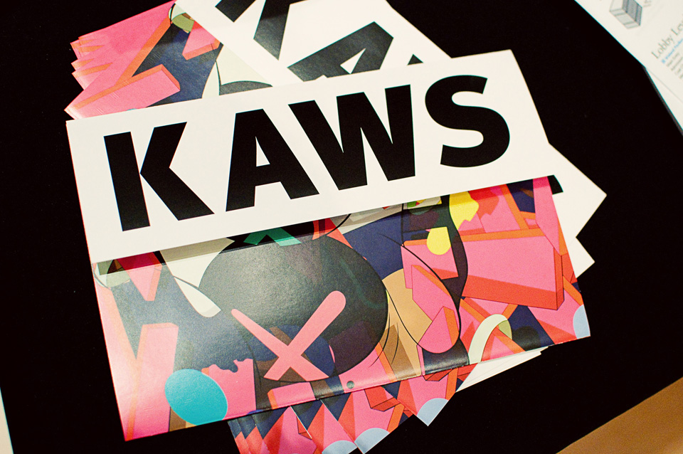 High Museum of Art Atlanta | KAWS Exhibition Opening