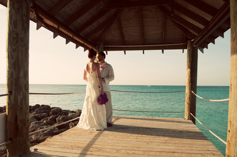 Atlanta Wedding Photographer | Bahamas | LeahAndMark.com | Destination Wedding | Sandals Resort | Nassau