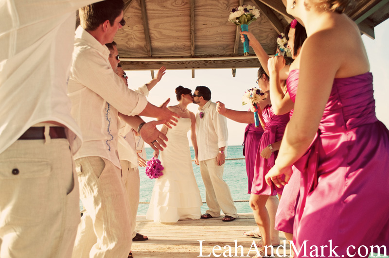 Atlanta Wedding Photographer | Bahamas | Nassau | Sandals Resort | Destination Wedding | LeahAndMark.co
