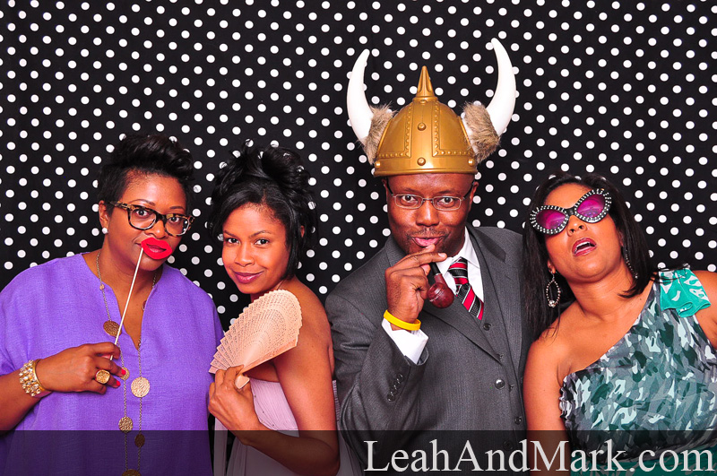 Joy & Derrick | Wedding Photobooth