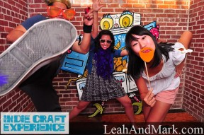 Atlanta Photographer LeahAndMark.com | Summer ICE | Photobooth |