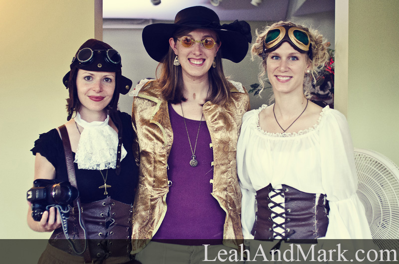 Steampunk! Midsummer Night's Steam by LeahAndMark