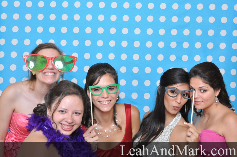 LeahAndMark.com | Atlanta Photobooth Rental | Wedding Photo Booth