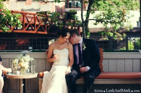 Atlanta Wedding Photographer | Krista Turner | LeahAndMark.com