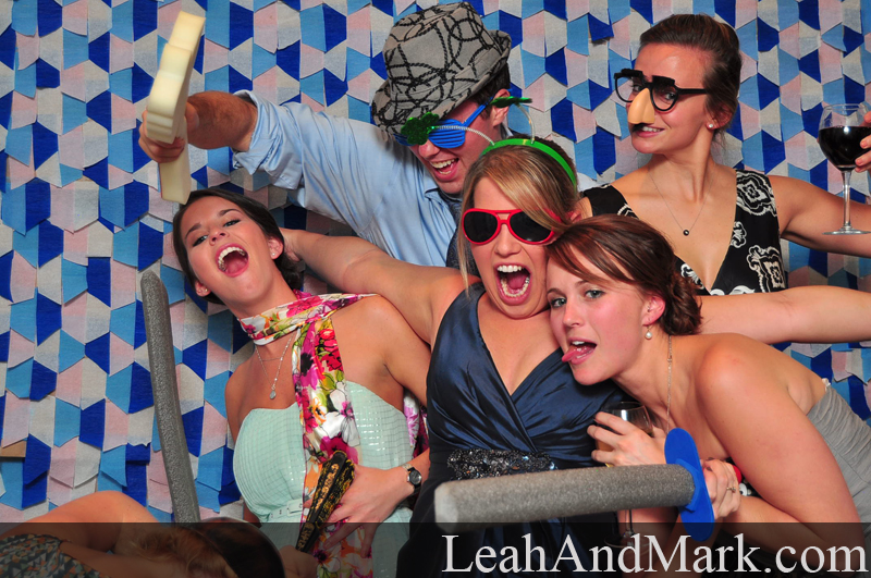 LeahAndMark.com | Atlanta Photobooth Rental | Weddings