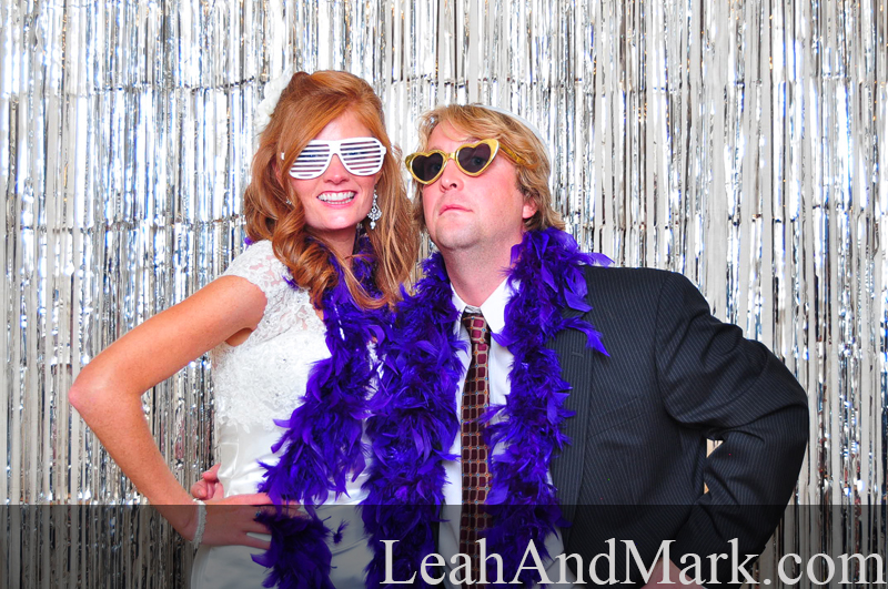 Ellyn + Greg | Wedding Photobooth