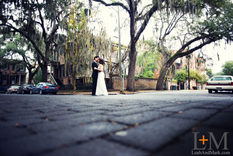 Atlanta Wedding Photographer | LeahAndMark.com | Savannah