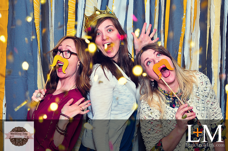 Atlanta Photobooth Rentals | LeahAndMark.com | Wedding Day Hooray