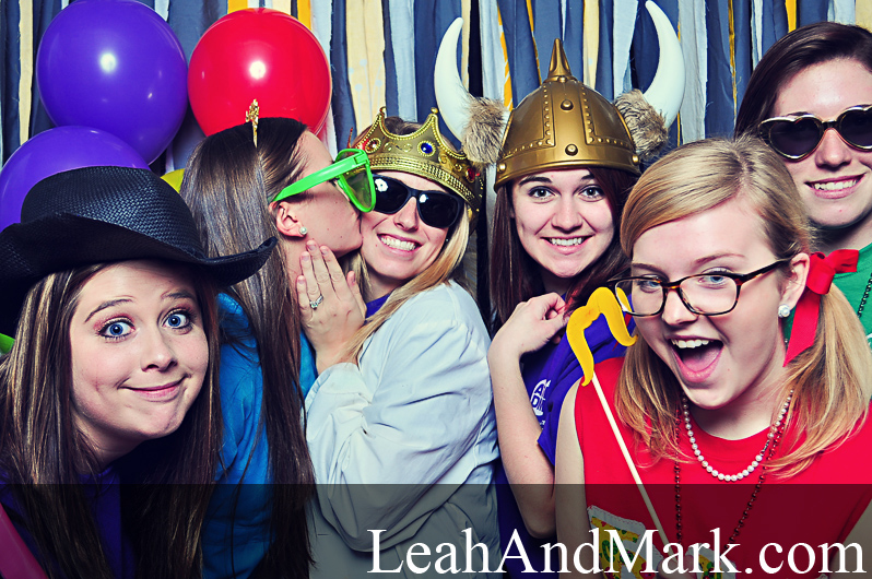 Atlanta Photobooth Rentals | Children's Atlanta Dance Marathon | LeahAndMark.com