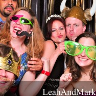 Atlanta Photobooth Rentals | LeahAndMark & Co | Fernbank Wedding