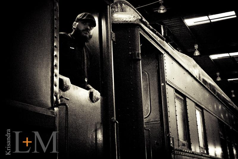 Atlanta Portrait Photographer | Krisandra Evans | LeahandMark.com