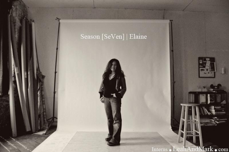 season seven elaine