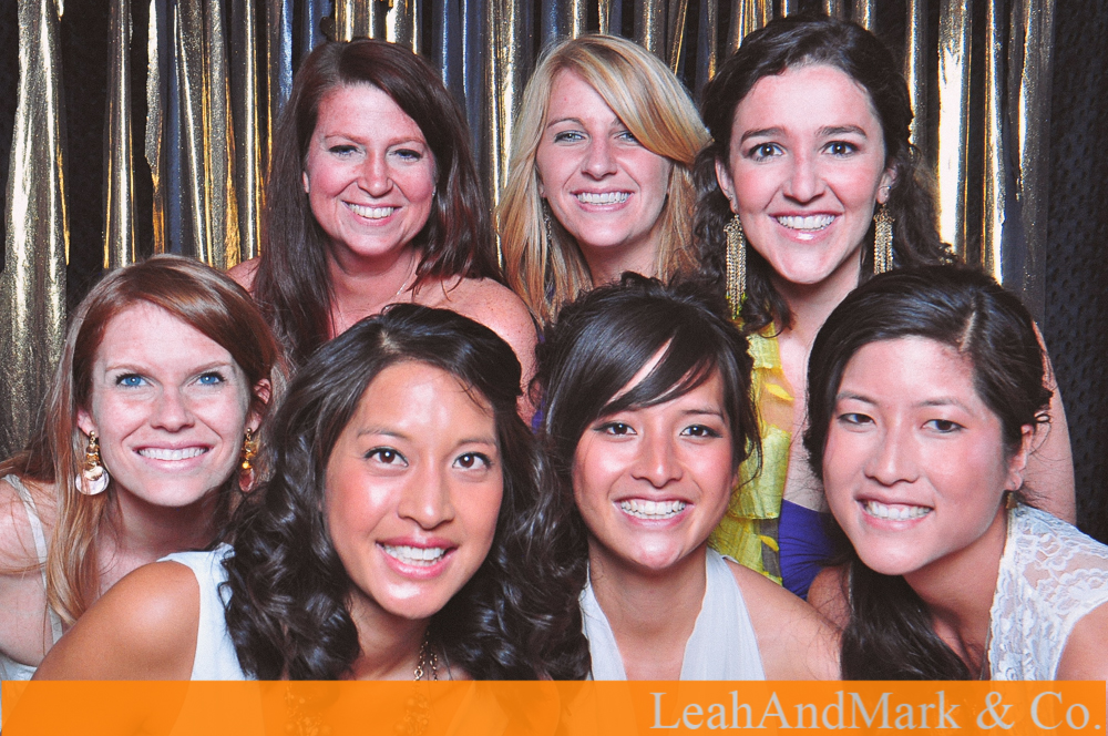 Athena's Warehouse | Moonlight Masquerade 2013 | LeahAndMark & Co. Photobooths