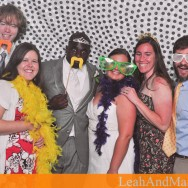 Atlanta Wedding Photobooths | LeahAndMark & Co.