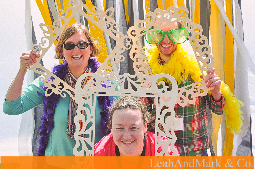 Oglethorpe University| LeahAndMark & Co. Photobooths