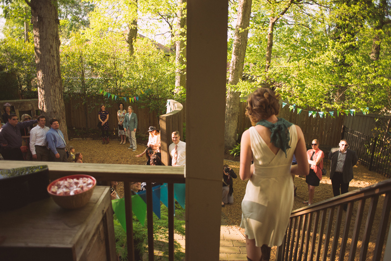 backyard wedding tips advice how to guide considerations