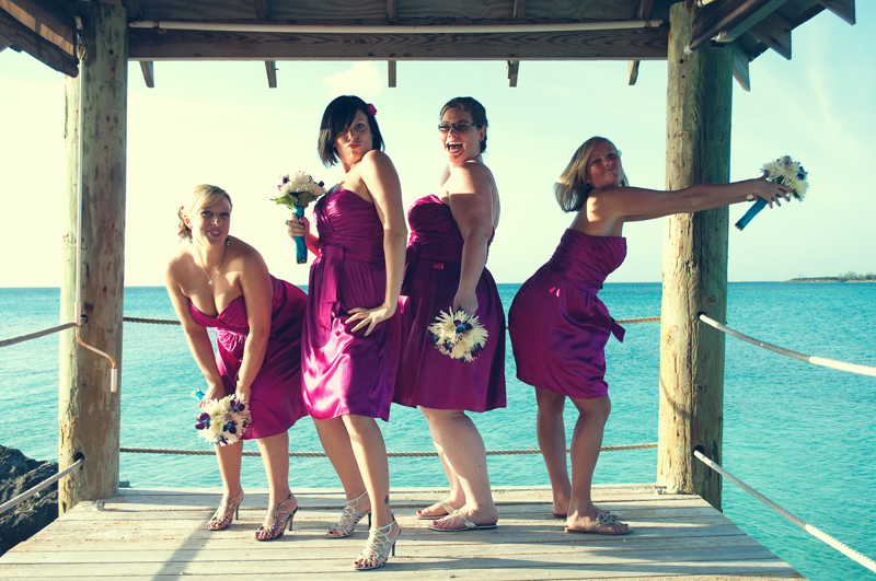Atlanta Wedding Photographer | LeahAndMark.com | Bahamas Destination Wedding | Nassau