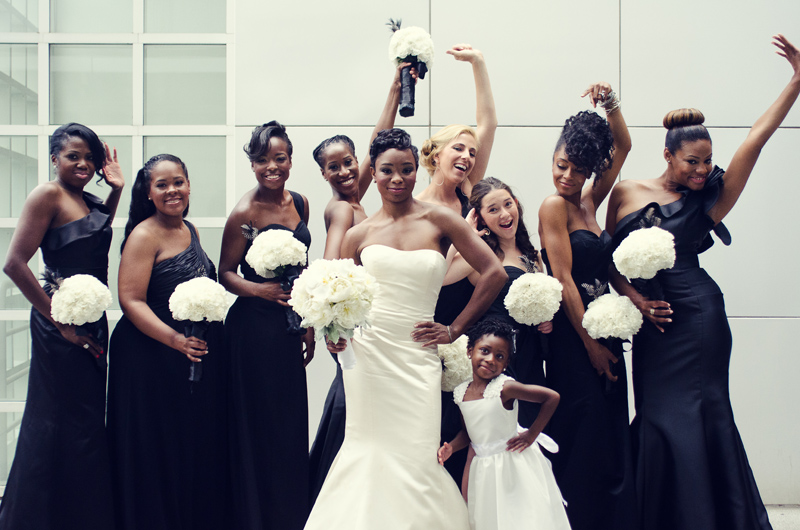 Atlanta Wedding Photographer | LeahAndMark.com | High Museum of Art Atlanta