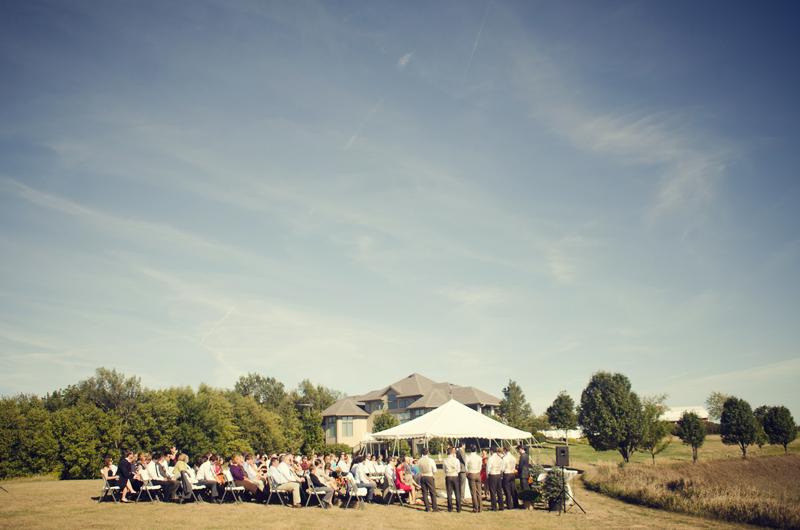 Iowa Wedding | LeahAndMark & Co.