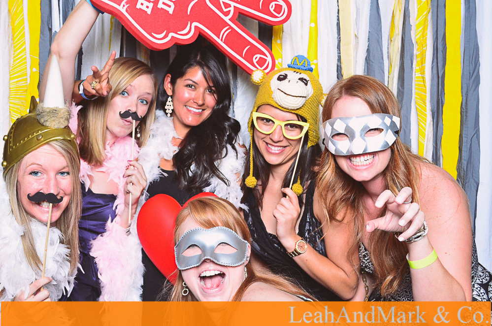Atlanta Photobooth Rentals | LeahAndMark & Co. | Cheers for Children 2013