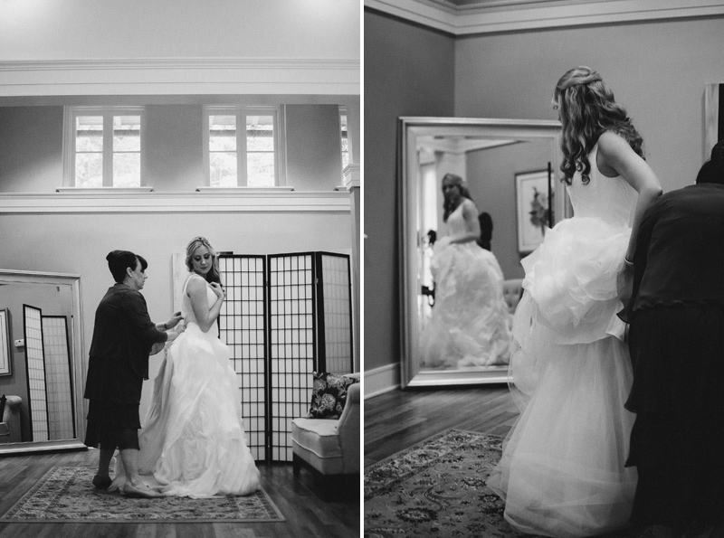Atlanta Wedding Photographer | LeahAndMark.com | Cator-Woolford Gardens