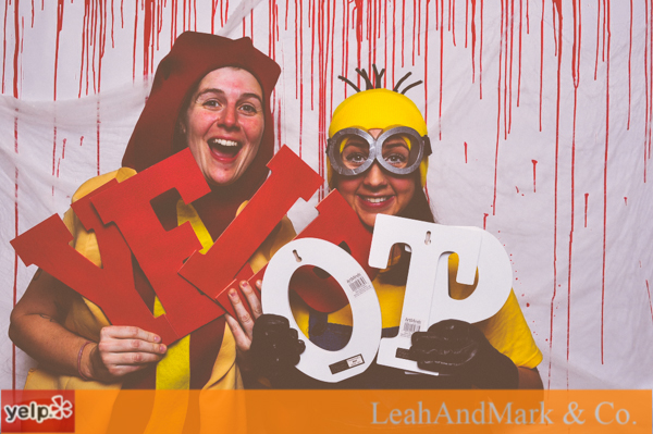 Atlanta Photobooth Rentals | LeahAndMark & Co. | YelpOTP | Halloween