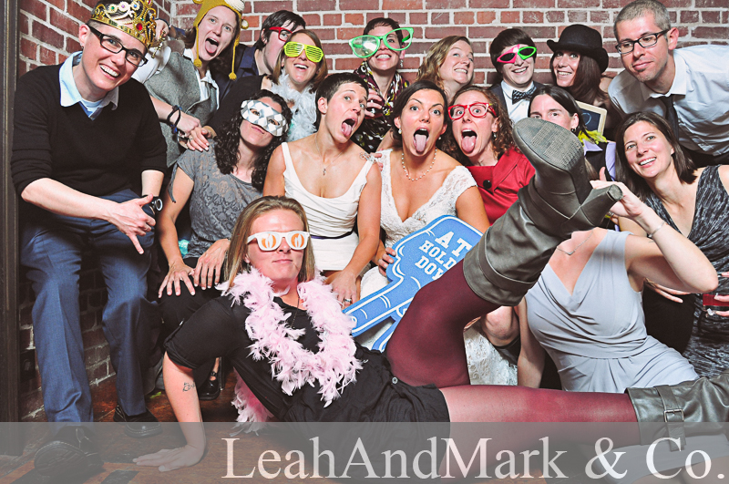 Atlanta Wedding Photobooth Rentals - LeahAndMark & Co.