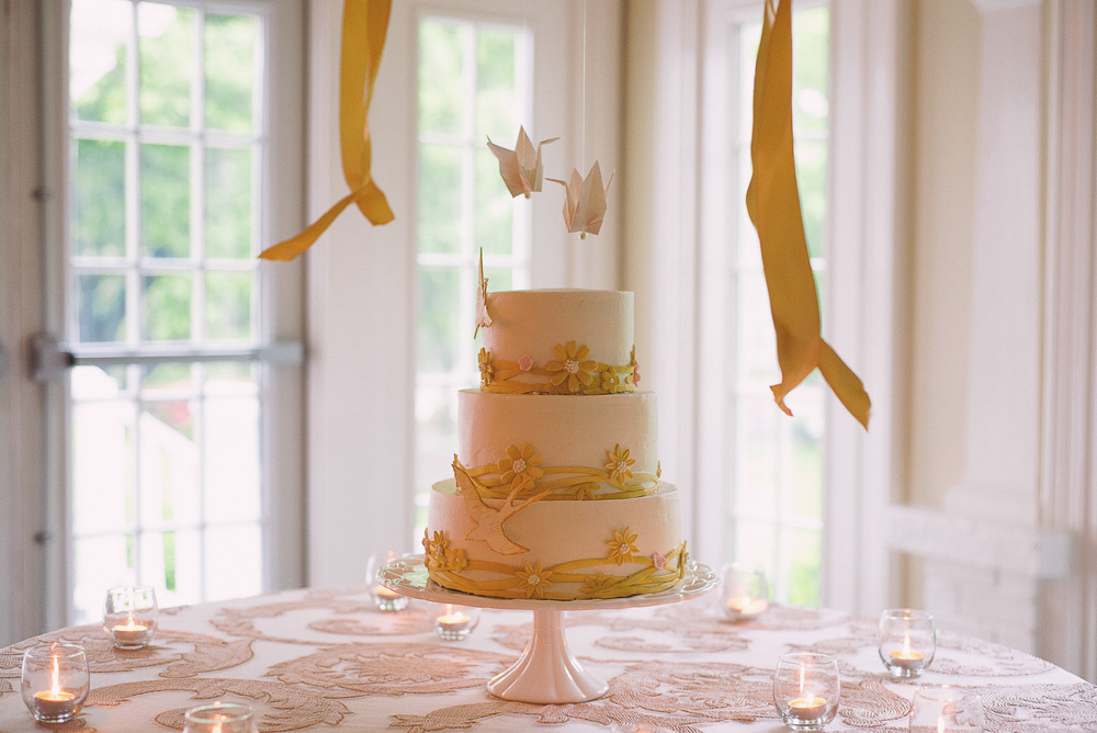Atlanta Wedding Photographer | LeahAndMark & Co. | Wedding Cakes