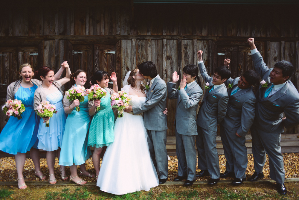 Atlanta Wedding Photographer | Rome, Ga. | The Farm | LeahAndMark & Co.