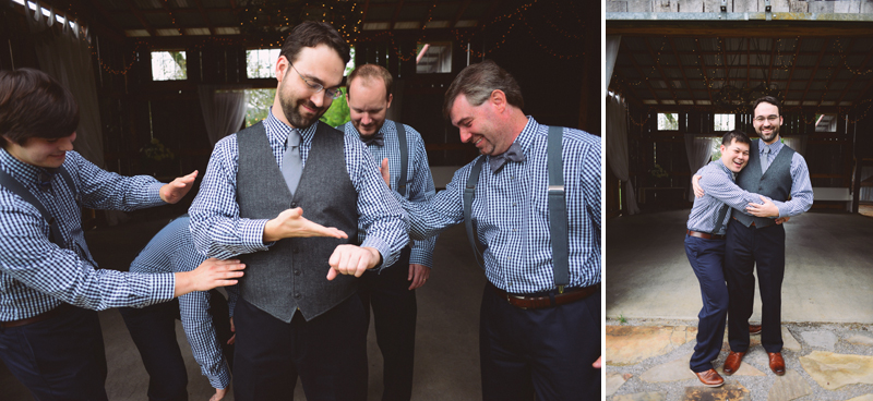 Atlanta Wedding Photographer | LeahAndMark & Co. | The Barn at HighPoint Farm