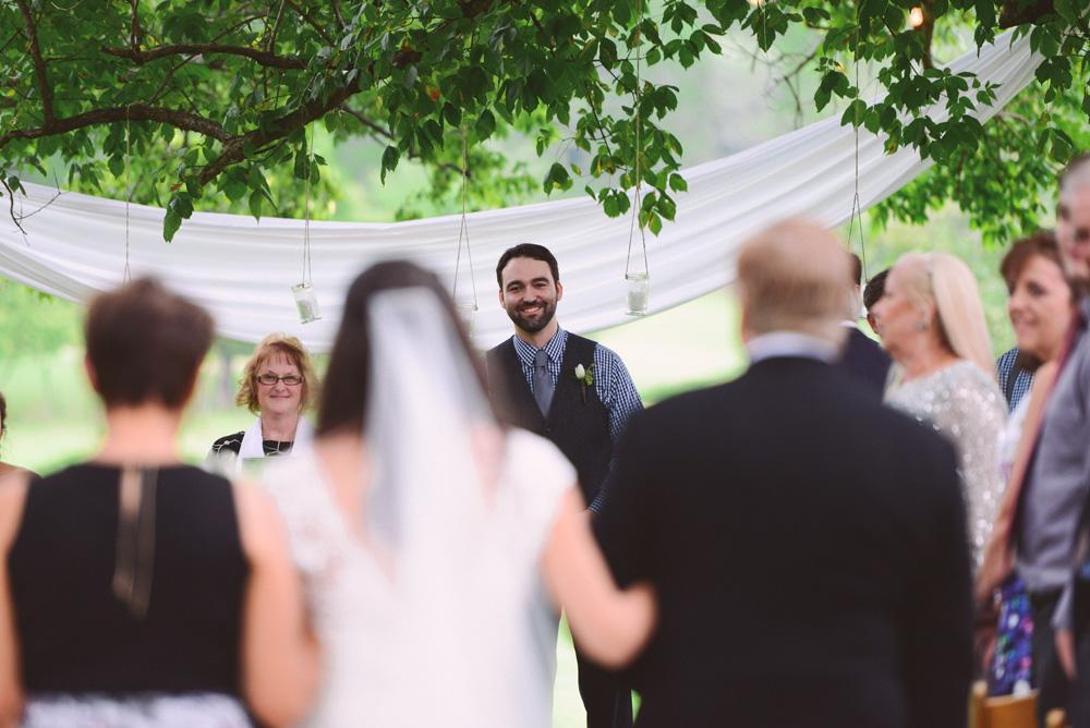 Atlanta Wedding Photographer   LeahAndMark & Co.   The Barn at High Point Farms