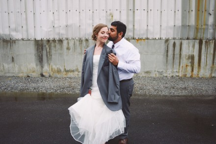 Atlanta Wedding Photographer | LeahAndMark & Co. | The Foundry at Puritan Mill