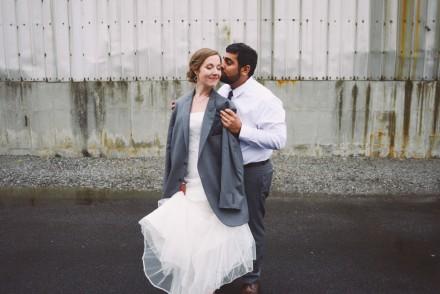 Atlanta Wedding Photographer | LeahAndMark & Co. | The Foundry at Puritan Mill