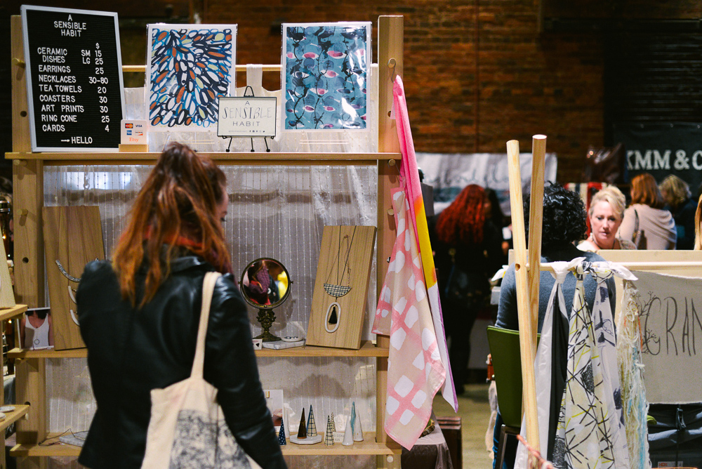ICE | Indie Craft Experience - Holiday 2015 | LeahAndMark & Co.
