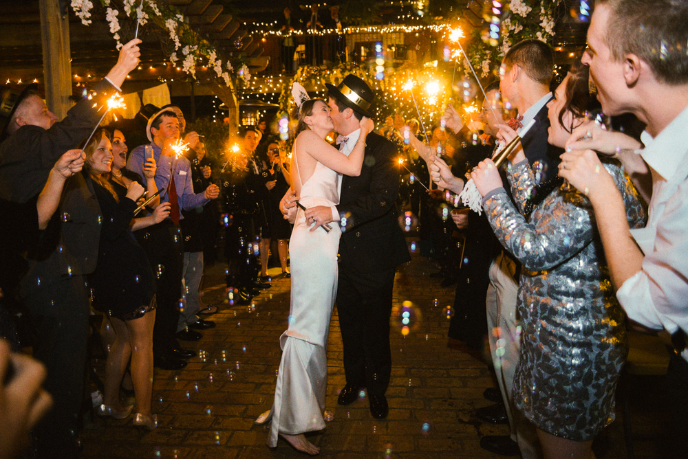 NYE Wedding; New Year's Eve Wedding; Tips; How to; Ideas; LeahAndMark & Co.