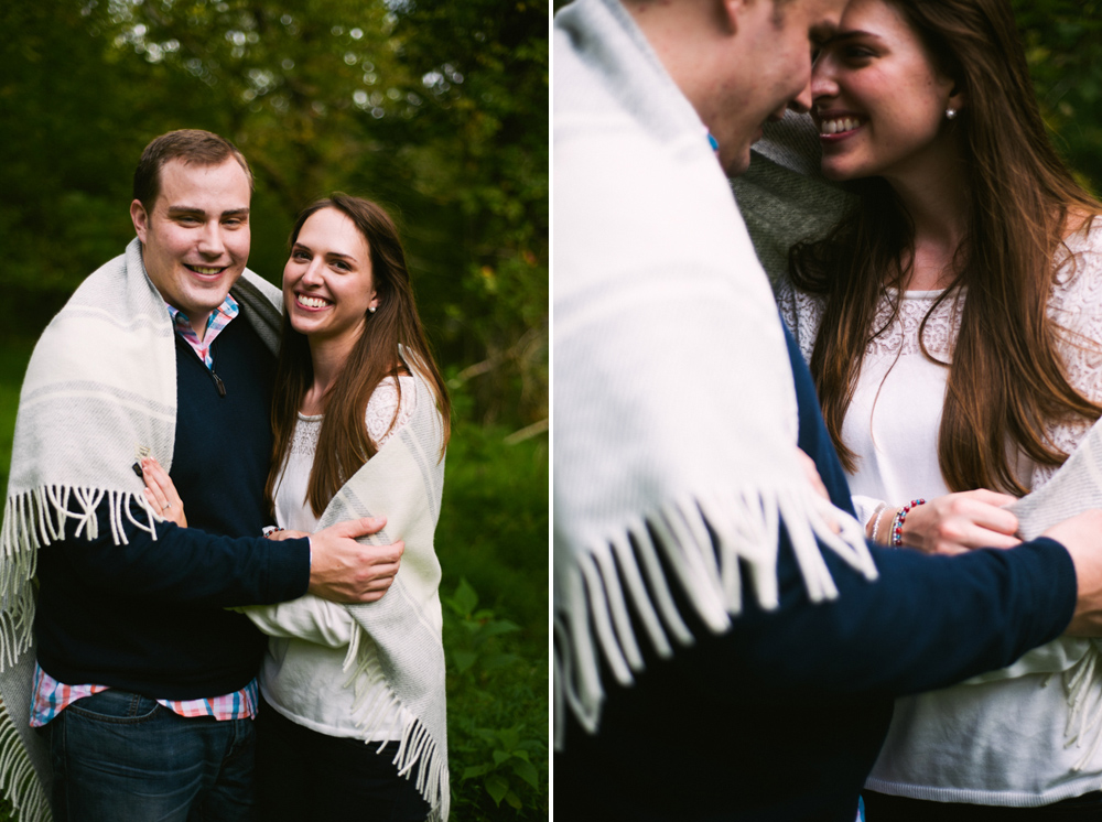 Engagement Session | Cumberland Gap | Forest | Nature | Mountains | Tennessee
