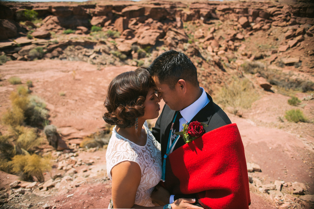 Navajo Wedding Preview | Brenda + Donovan