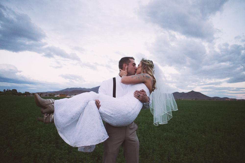 Melissa + Dan | Phoenix Wedding Preview