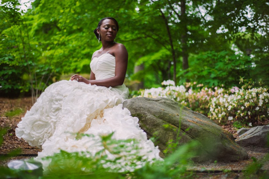 Callanwolde Fine Arts Wedding - Portrait Session